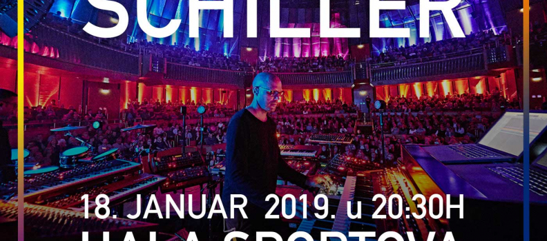 NEW LIVE DATE: BELGRADE – JANUARY 18th 2019