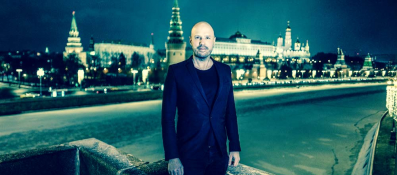 SCHILLER LIVE IN MOSKAU