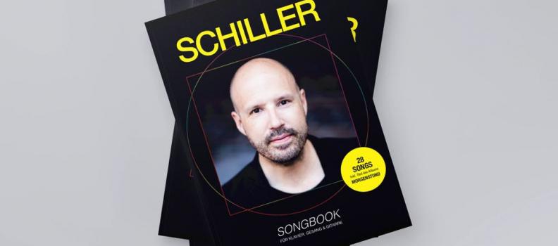 DAS SCHILLER SONGBOOK: NOTEN FÜR KLAVIER UND GITARRE