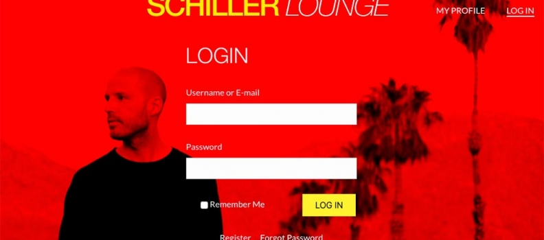 SCHILLER LOUNGE: NEW RINGTONE – FREE DOWNLOAD